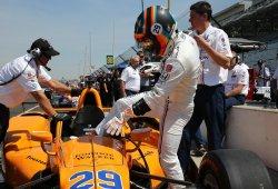 """Alonso: """"Empiezo a sentir el coche, ya no me conduce él a mí"""""""