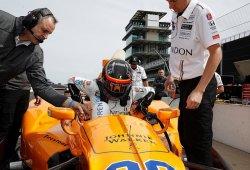 """Alonso: """"Quería ir a fondo, pero mi pie derecho levantaba"""""""