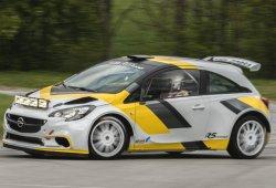 Dudas en torno al Opel Corsa R5 de Holzer