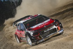 El puesto de Kris Meeke en Citroën está asegurado