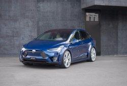 FAB Design presenta su nuevo kit de carrocería para el Tesla Model X