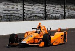 Alonso completa el ROP sin dificultades y podrá estar en la Indy 500