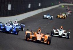 Fernando Alonso es el 'Rookie del Año' en Indianápolis