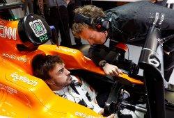 """Alonso: """"Estamos peor que en 2016"""""""