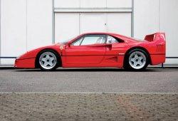Ferrari F40: su proceso de fabricación en vídeo