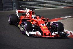 """Vettel: """"Estará apretado con Mercedes, también con Red Bull"""""""