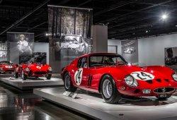 Impresionante exposición Ferrari en el Petersen Museum por el 70 aniversario