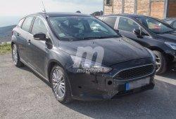 Ford Focus EcoBoost: nueva mula que adelanta futura versión de 200 CV