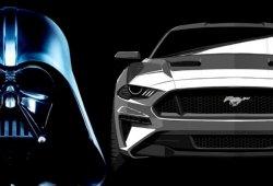 El frontal del Ford Mustang 2018 está inspirado en Darth Vader