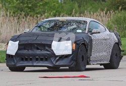 Ford Mustang Shelby GT500: primeras imágenes con su configuración definitiva