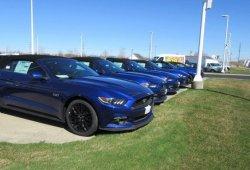 Los supuestos Mustang de tracción total o el mejor ejemplo de cómo no vender un deportivo