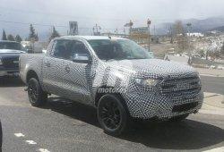 Ford Ranger 2019: la versión con especificaciones USA continúa su desarrollo