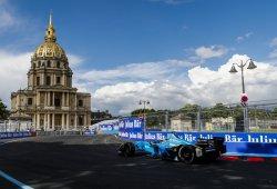 Sébastien Buemi, en racha, conquista el ePrix de París
