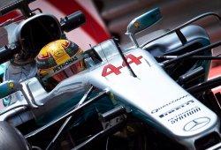 Hamilton y Bottas confirman la sensación de superioridad
