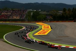 Horarios del Gran Premio de España F1 2017