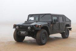 HUMVEE C-Series: el Hummer H1 original será fabricado ahora por VLF Automotive