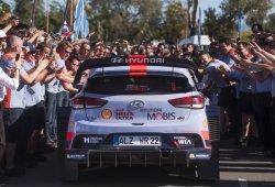 Hyundai busca seguir su racha en el Rally de Portugal