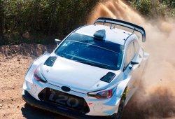 Hyundai Motorsport prepara el Rally de Italia en Gallura