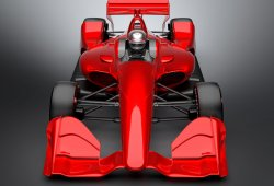 La IndyCar presenta el diseño de su monoplaza de 2018