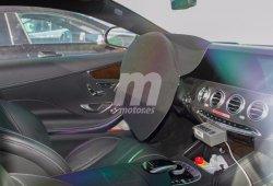 El interior del nuevo Mercedes-AMG S63 Coupe al descubierto