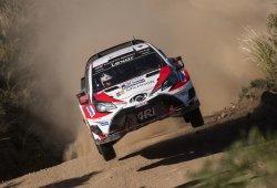 """Jari-Matti Latvala: """"Que el WRC siga abierto es notable"""""""