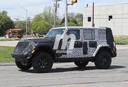 Jeep Wrangler 2018: descubre su nuevo y renovado salpiacdero