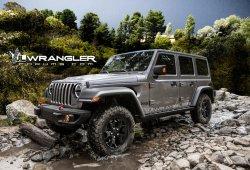 Jeep Wrangler 2018: se filtra la nueva gama mecánica de la generación JL