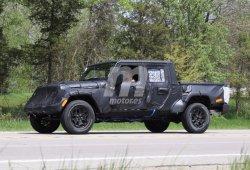 Jeep Wrangler JT: las mejores imágenes de la nueva variante pick-up