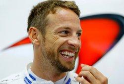 Jenson Button no se cierra puertas junto a McLaren en la Fórmula 1