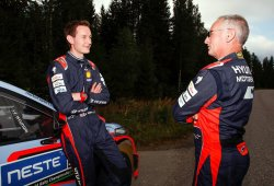 Kennard deja el WRC, Paddon sigue con Marshall de copiloto