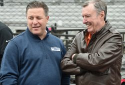 Johnny Rutherford será embajador de McLaren-Honda-Andretti en la Indy 500