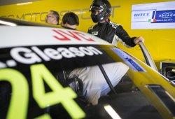 Kevin Gleason repite con RC Motorsport en Hungría