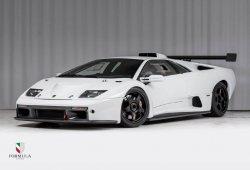 Lamborghini Diablo GTR: la última y radical versión track-only del Diablo
