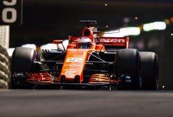 Las sanciones lastran la mejor clasificación de McLaren