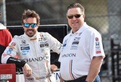 Liberty Media hubiera preferido a Alonso en el GP de Mónaco