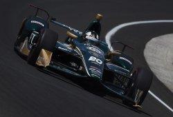 Carpenter lidera el miércoles; Alonso 4º con tiempos poco representativos