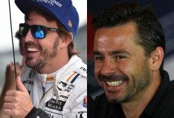 Conoce a los 31 rivales de Fernando Alonso y Oriol Servià
