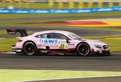 Lucas Auer gana en Lausitz y se destaca al frente del DTM