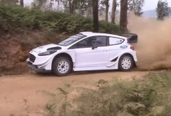 M-Sport inicia el segundo test previo al Rally de Portugal