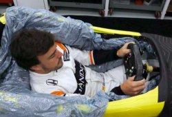 Marco Andretti acompañará a Alonso en el test de Indianápolis