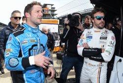 """Marco Andretti: """"Alonso está mejor preparado que la mayoría de rookies"""""""