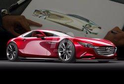 Mazda trata de seducirnos con la idea de un futuro RX-9 de motor rotativo