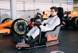 McLaren busca el mejor simracer para su simulador