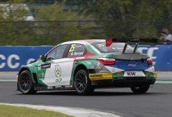 Mehdi Bennani gana la 'Main Race' del WTCC en Hungría