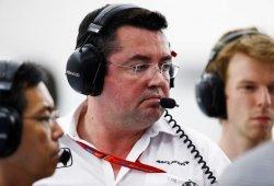 """Boullier: """"McLaren introducirá un segundo paquete de mejoras en Mónaco"""""""