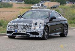Mercedes-AMG C 63 Coupé 2018: la marca de la estrella ya trabaja en el 'facelift'