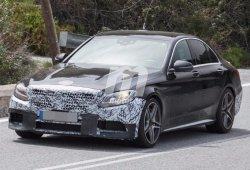 Mercedes-AMG C 63: la variante berlina también recibirá el facelift