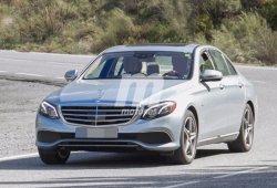 Mercedes E 350 e 2018: la berlina híbrida enchufable recibirá una importante mejora