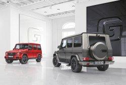 El Mercedes Clase G estrena las ediciones especiales designo manufaktur y Exclusive