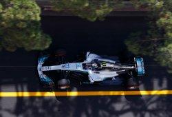 Bottas salva a Mercedes del desastre